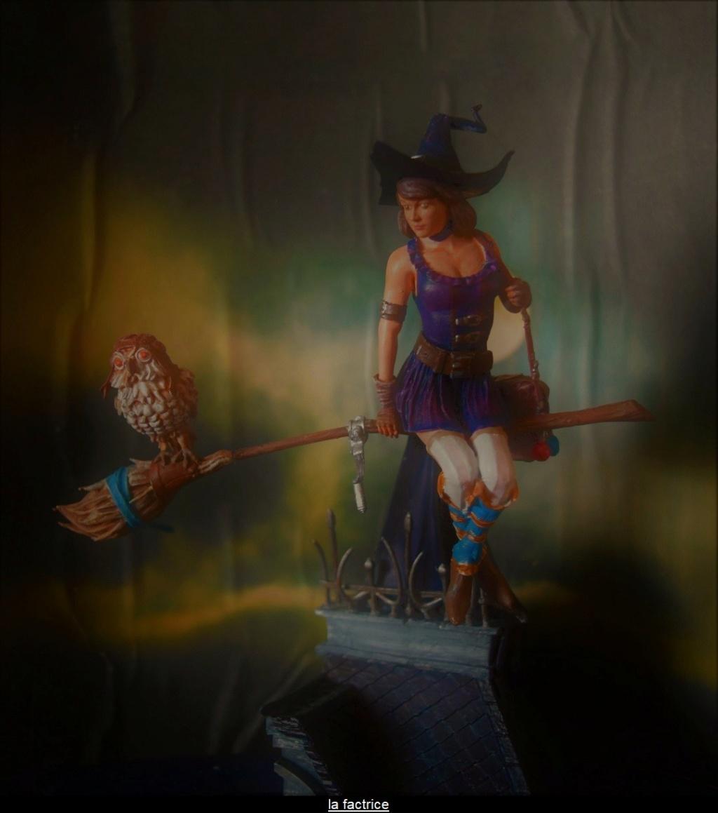 .Heather Crowley - Scale75 - 1/24 Scale World Fantasy - Résine.[ Finie ] Dsc_0084