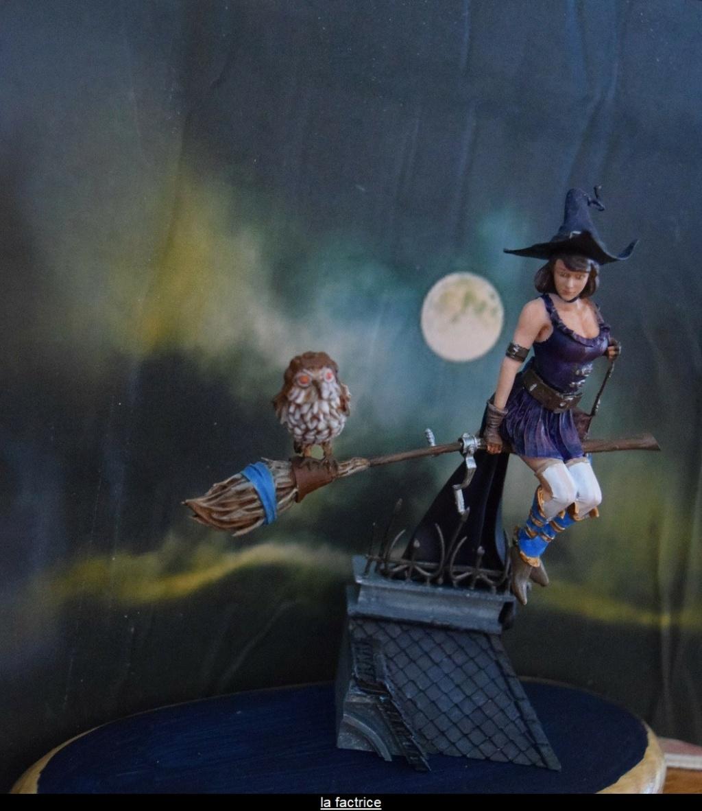 .Heather Crowley - Scale75 - 1/24 Scale World Fantasy - Résine.[ Finie ] Dsc_0085