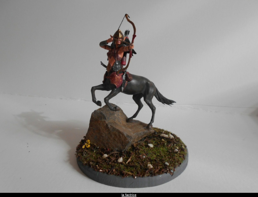 "MASTER BOX Ancient Greek Myths Series ""Centaur""  au 1:24  [ fini ] Dscn2444"