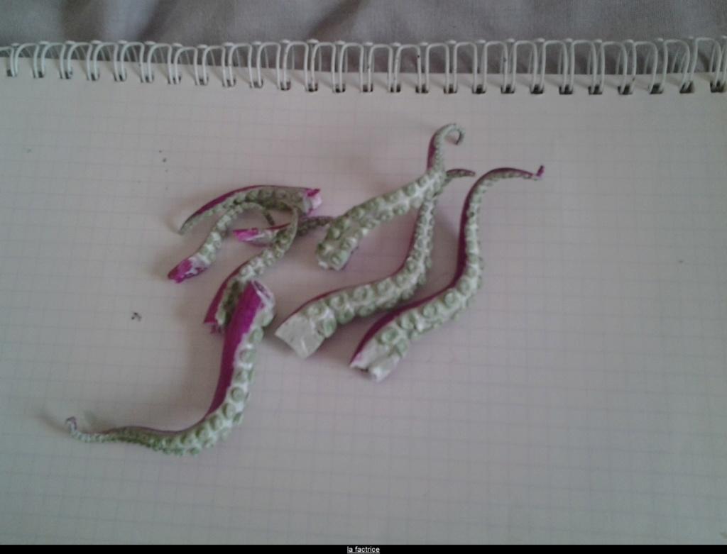 kraken terreur des abysses K1010