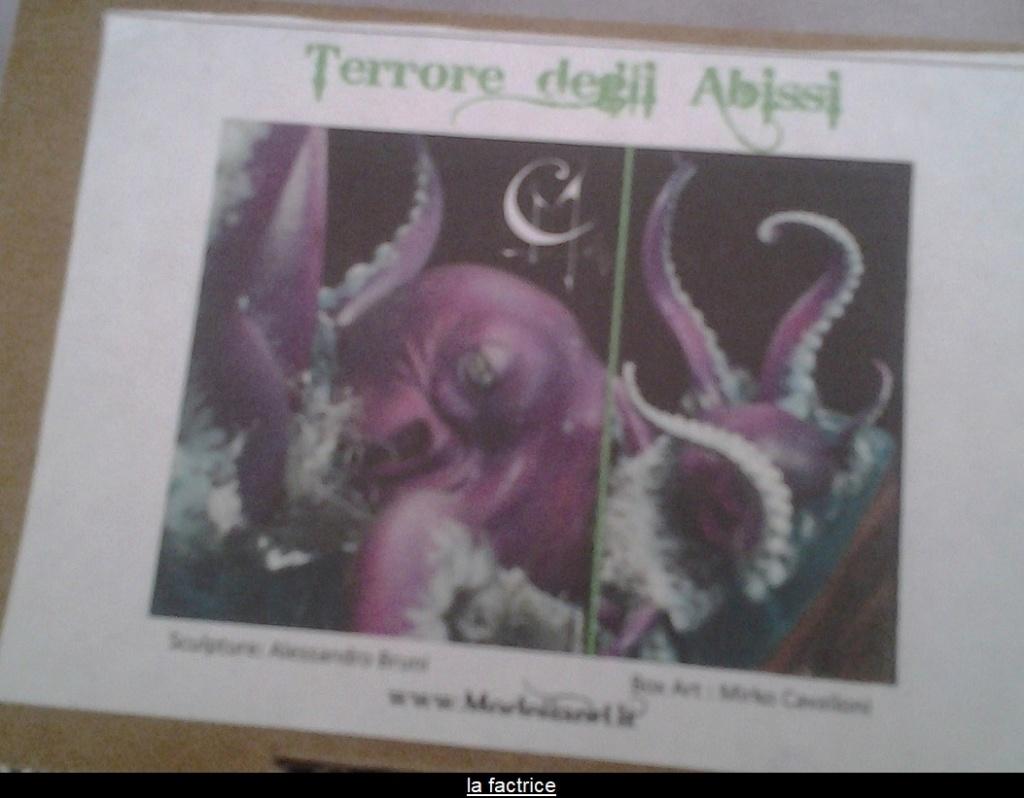 kraken terreur des abysses K110