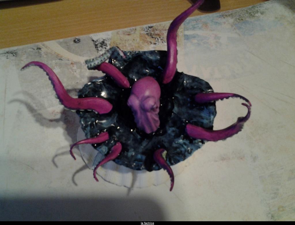 kraken terreur des abysses K2410
