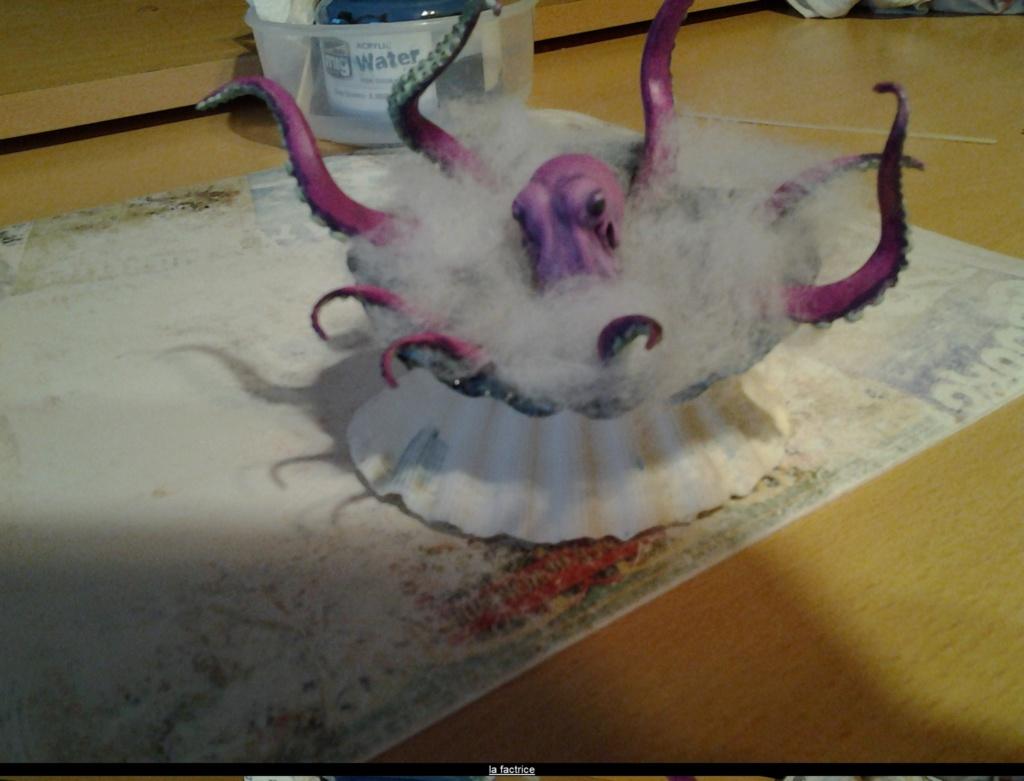 kraken terreur des abysses K2610