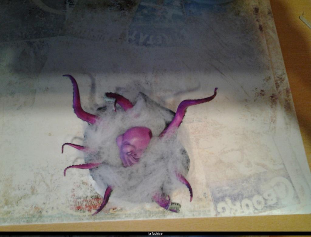 kraken terreur des abysses K2710