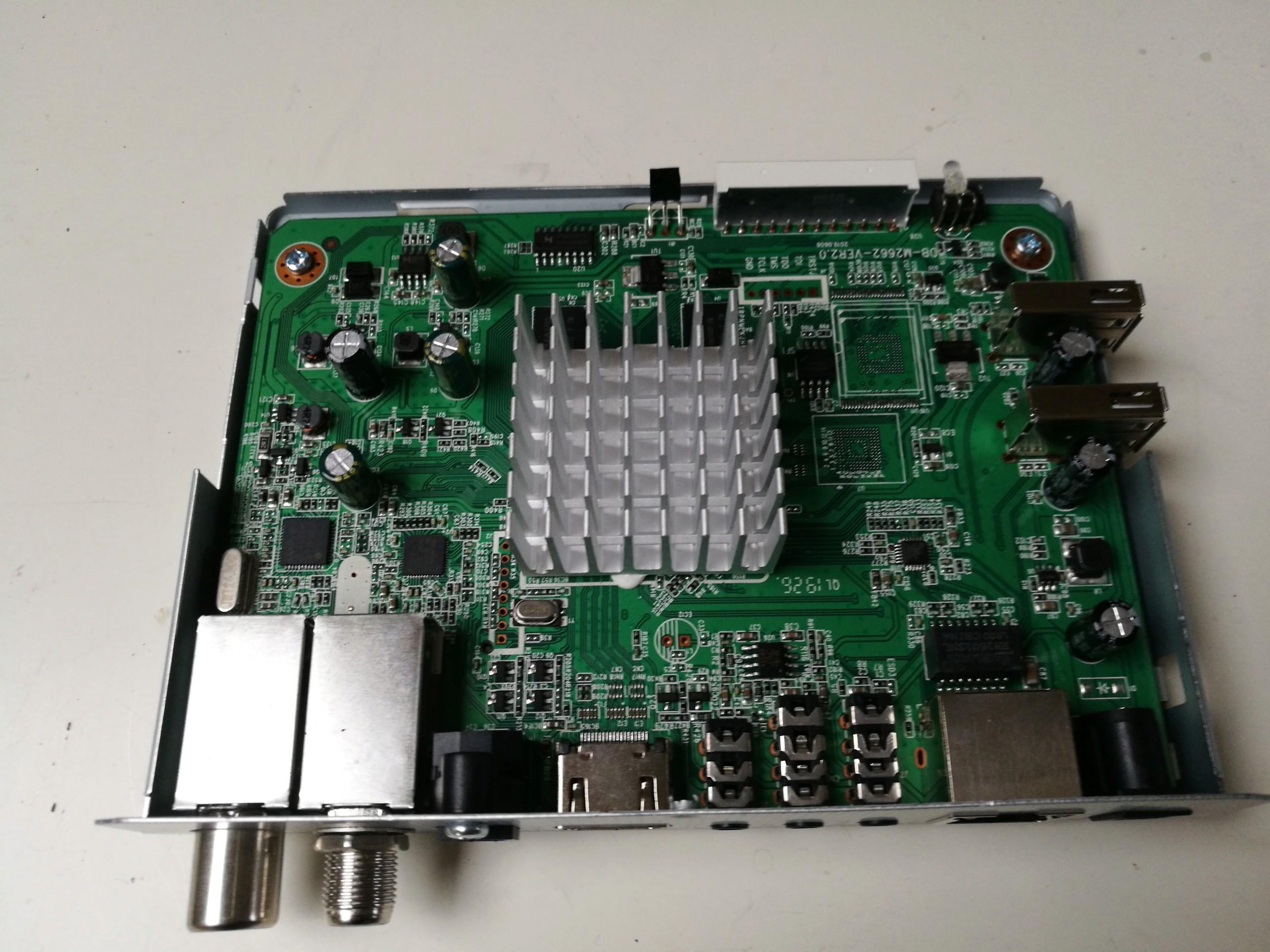APEBOX C2 4K UHD 218