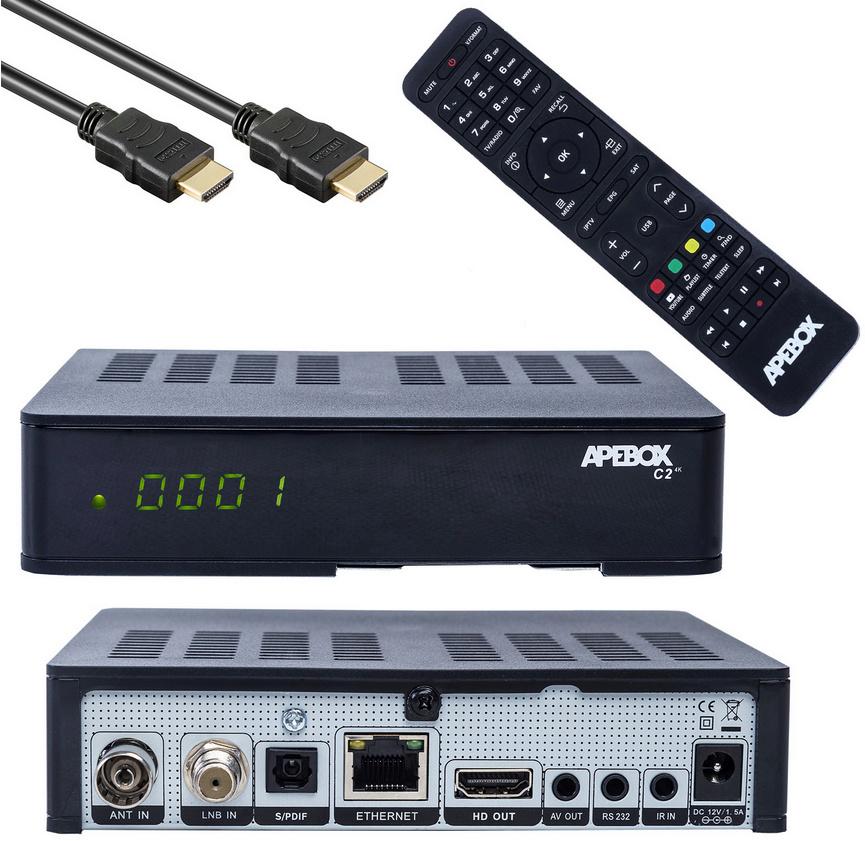 APEBOX C2 4K UHD Apb10