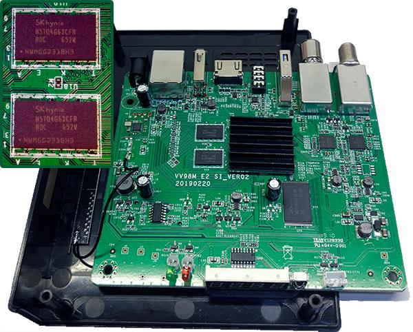 Izibox uno 4k Board_12