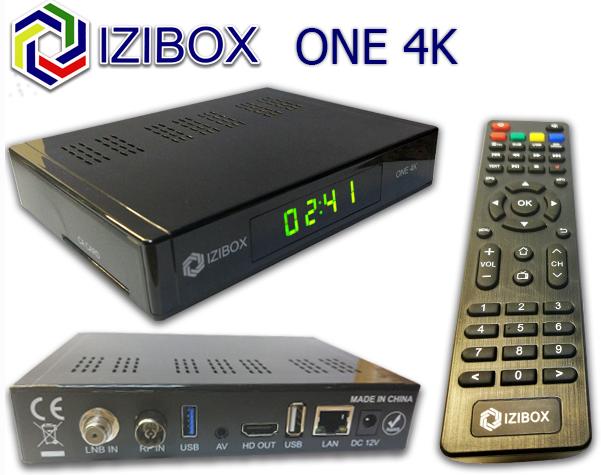 Izibox uno 4k Izibox10