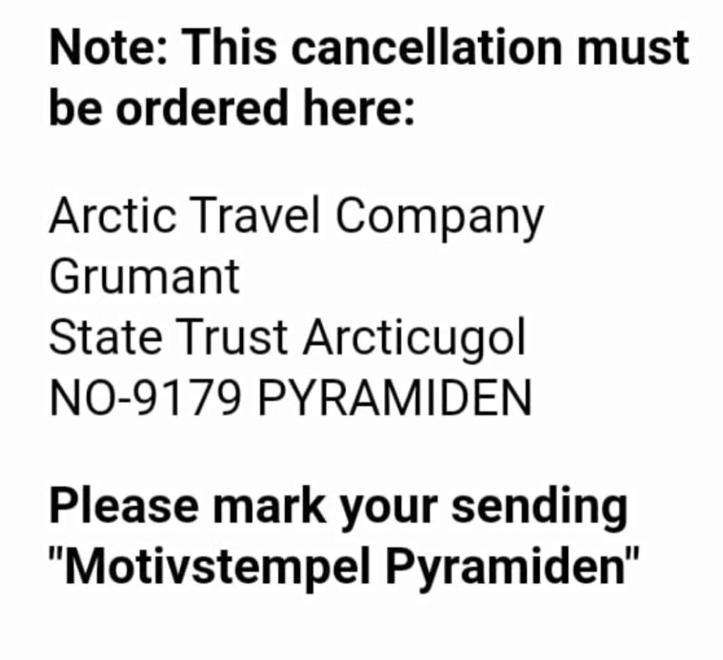 Cartas desde Noruega 20210513