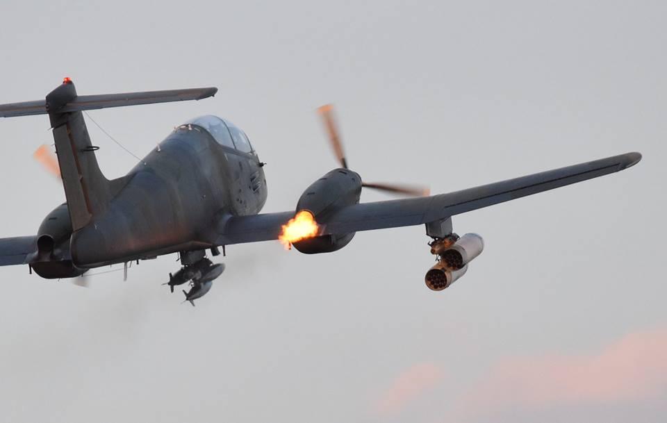 Incidente IA-58 Pucara A-568 en el aeródromo de Avellaneda 42353710