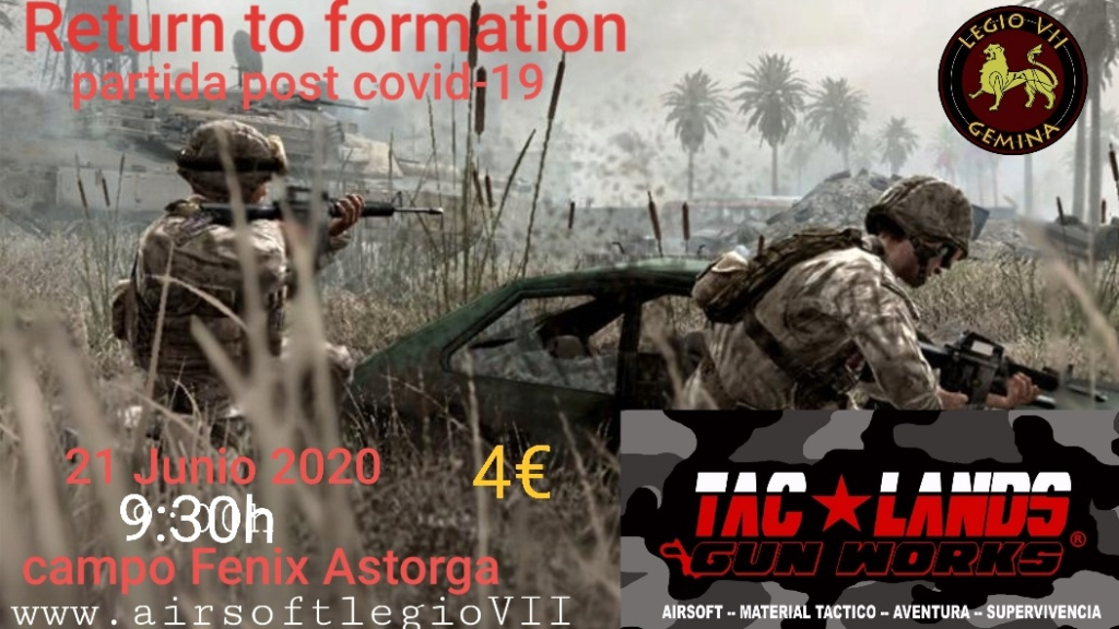 Return to formation ( partida post covid-19) 21.06.20 Astorga  20200610