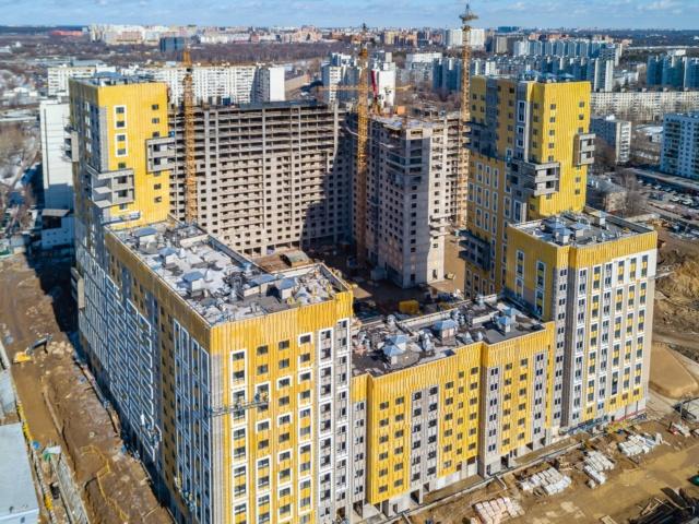 Новый ЖК «Нормандия» от ГК Эталон Москва, СВАО, Лосиноостровский район - Страница 3 11111