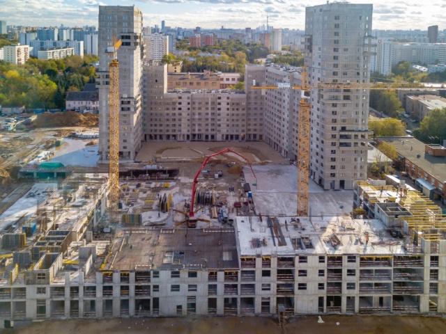Новый ЖК «Нормандия» от ГК Эталон Москва, СВАО, Лосиноостровский район - Страница 3 310