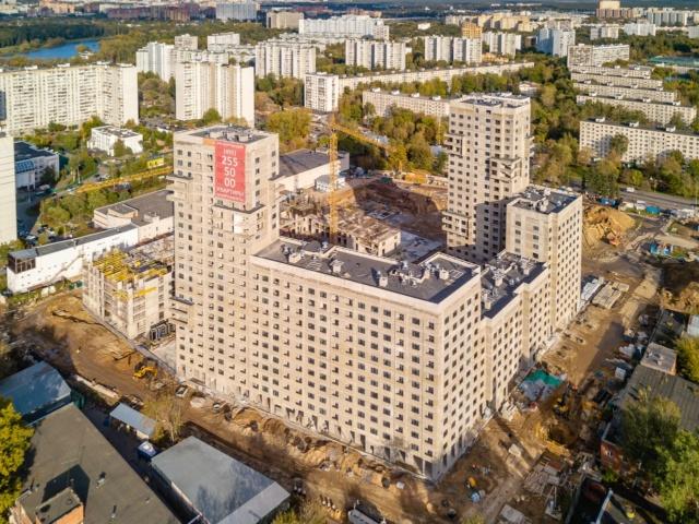 Новый ЖК «Нормандия» от ГК Эталон Москва, СВАО, Лосиноостровский район - Страница 3 410