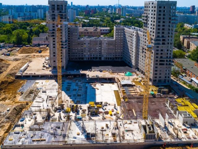 Новый ЖК «Нормандия» от ГК Эталон Москва, СВАО, Лосиноостровский район - Страница 3 99999910