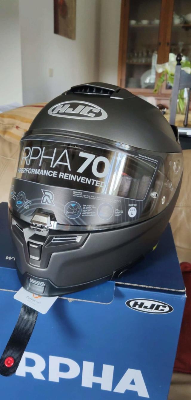 Nolan n87 ou HJC RPHA 70 Receiv11
