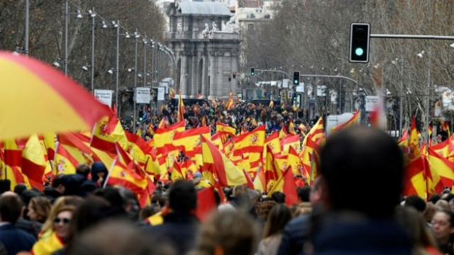 [VOX] Por una España Unida ¡Elecciones YA! Alcala10