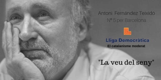 """Lliga Democràtica / """"Assenyats! En Marxa!"""" Antoni10"""
