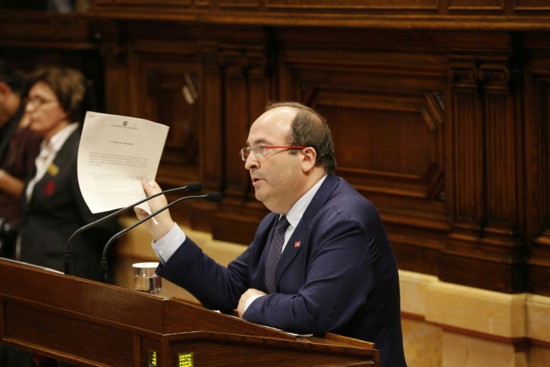 [GP JXC] Moción de defensa de la soberanía del Parlament y del pueblo de Catalunya Lider-10