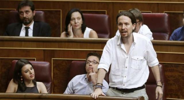 [XI Legislatura] 1ª Sesión del Debate de Investidura de Dña. Soraya Sáenz de Santamaría Antón Pablo-11
