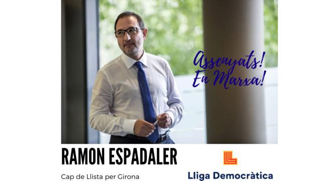 "Lliga Democràtica / ""Assenyats! En Marxa!"" Ramon_10"