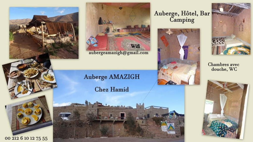 [Maroc Camp/Déceptions] Camping Amazigh Tamtatouch Carte_10