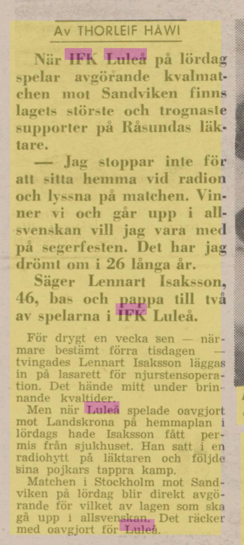 IFK Luleå - Sida 2 10354d10