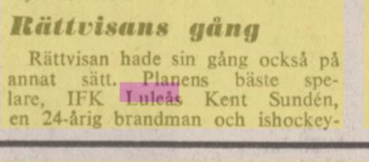 IFK Luleå 11760710