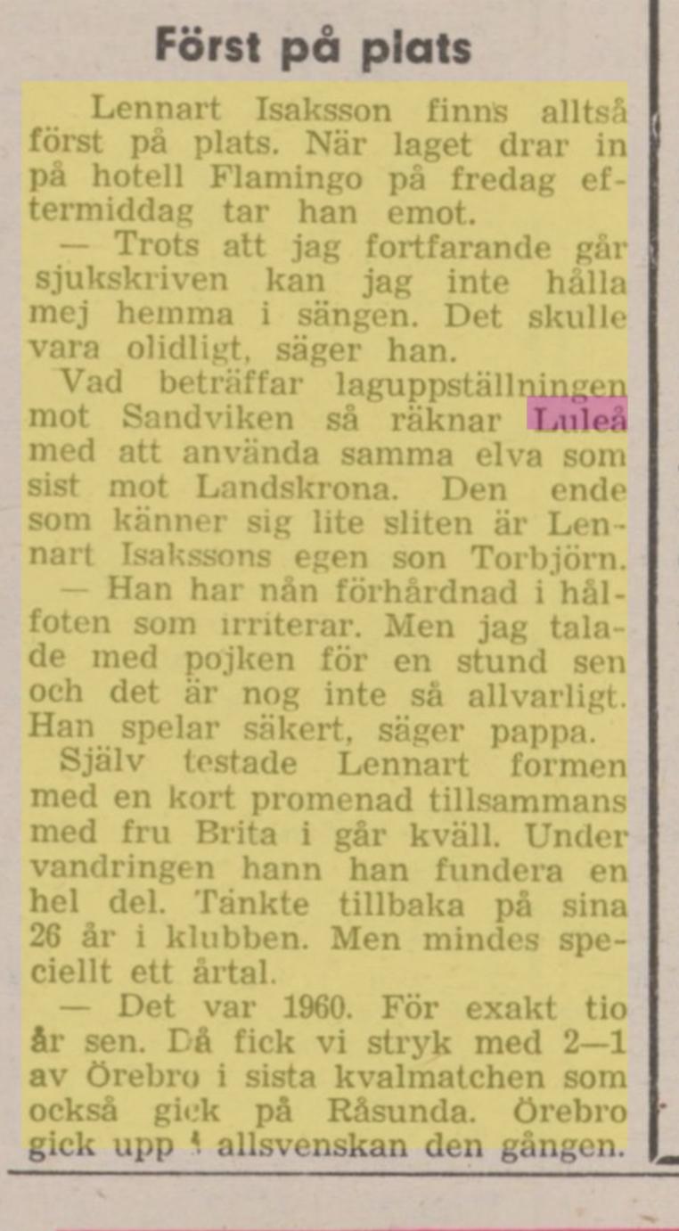 IFK Luleå - Sida 2 11dfa710