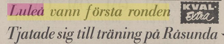 IFK Luleå - Sida 2 1397ac10
