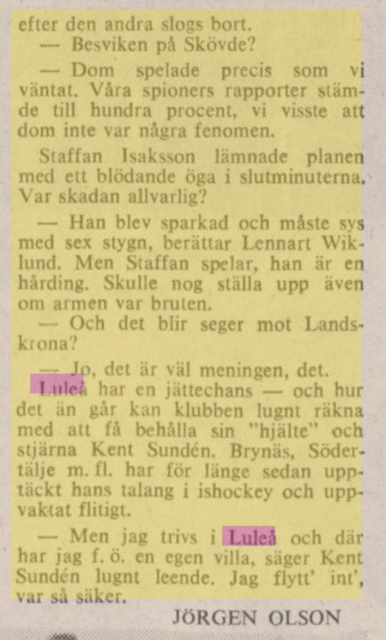IFK Luleå 14516e10