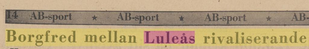 IFK Luleå - Sida 2 18e75410
