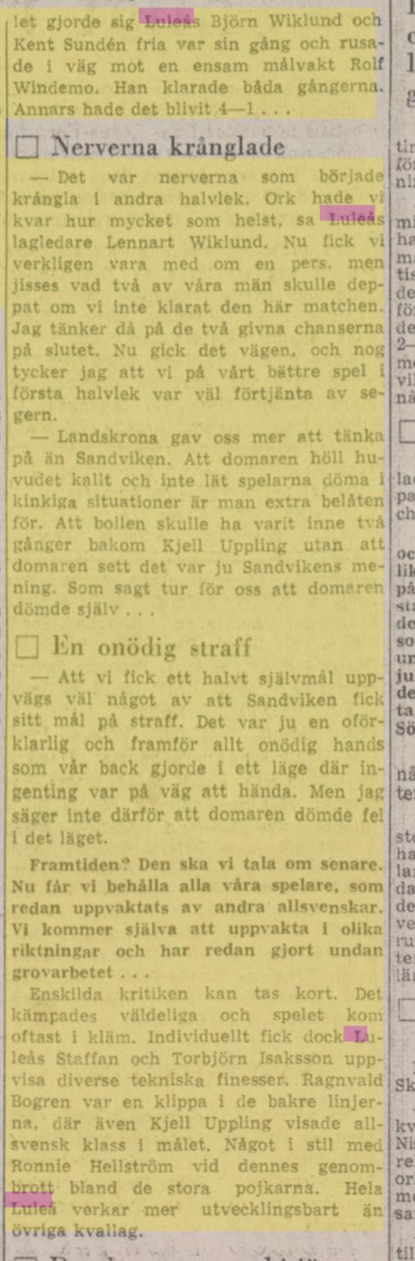 IFK Luleå - Sida 2 19209310