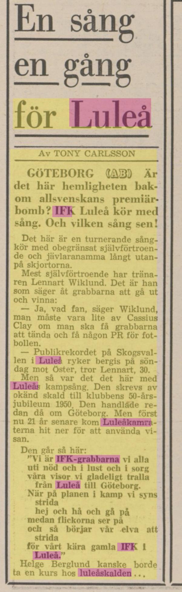 IFK Luleå 26f64710