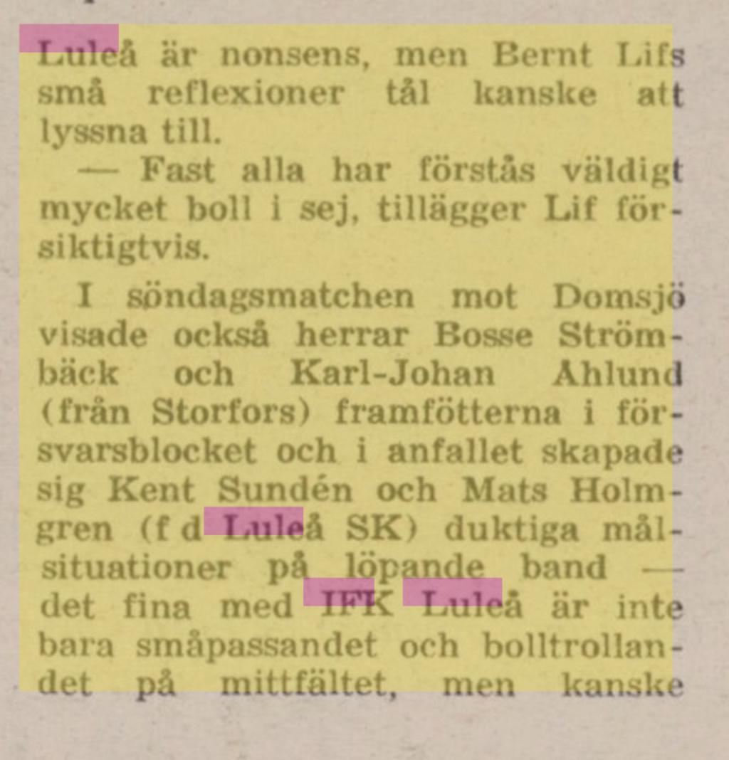 IFK Luleå 2e365310