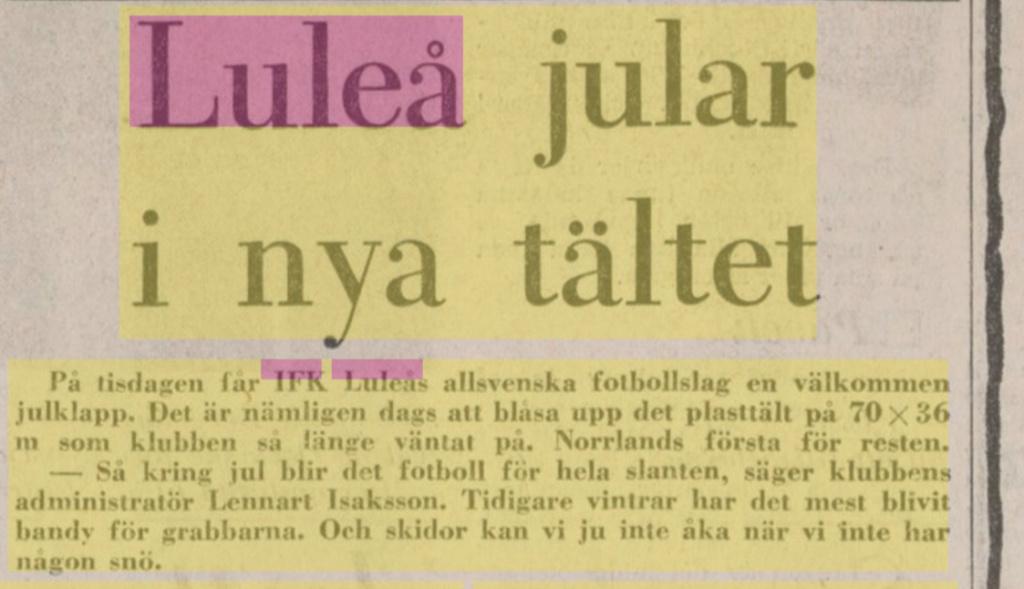 IFK Luleå - Sida 2 2f26b710
