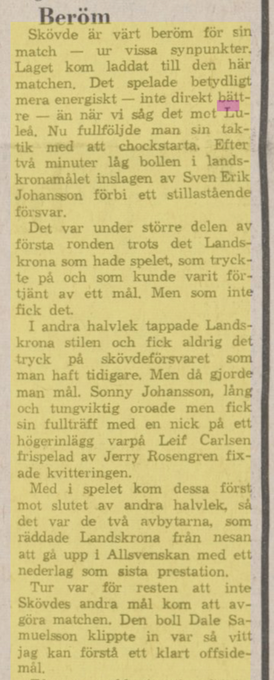 IFK Luleå - Sida 2 4e8f6a10
