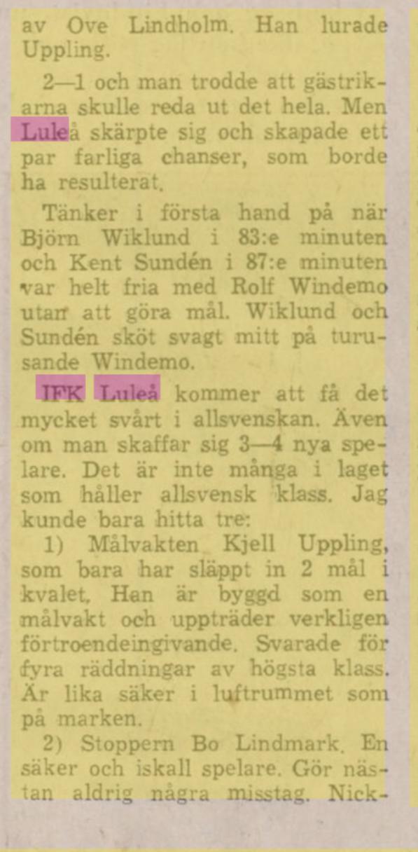 IFK Luleå - Sida 2 4ee92b10