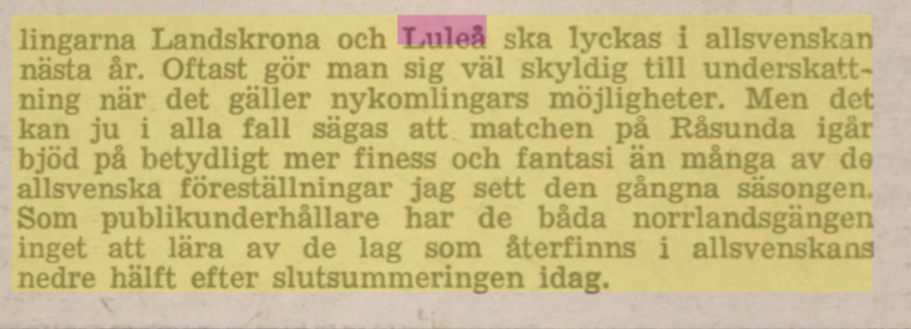 IFK Luleå - Sida 2 5308d610
