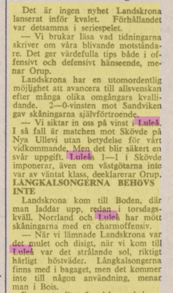 IFK Luleå 58090a10