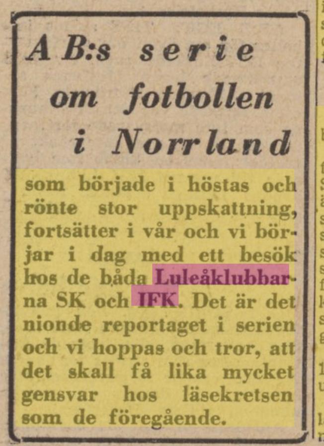 IFK Luleå - Sida 2 5d624510