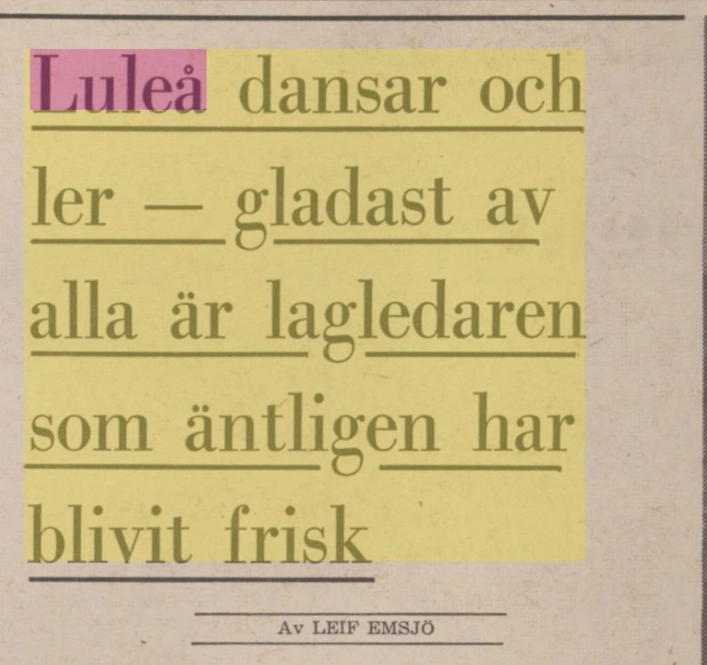 IFK Luleå 68c63110