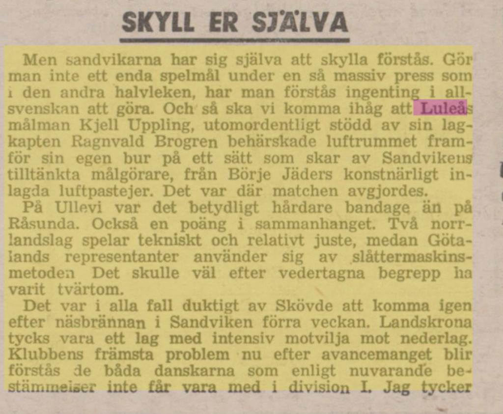 IFK Luleå - Sida 2 6ff09910
