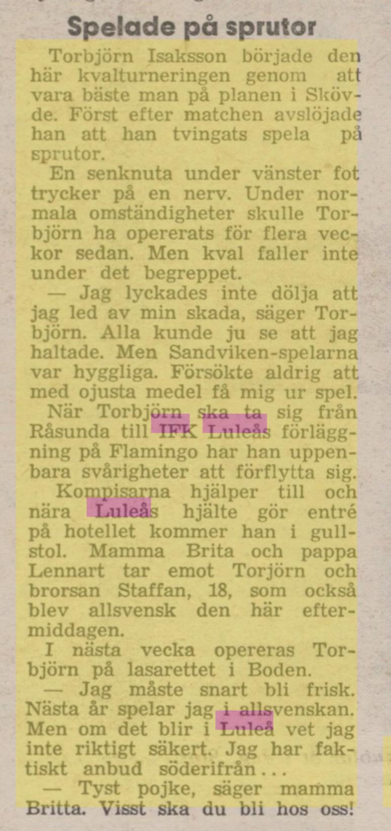 IFK Luleå - Sida 2 71a8e910