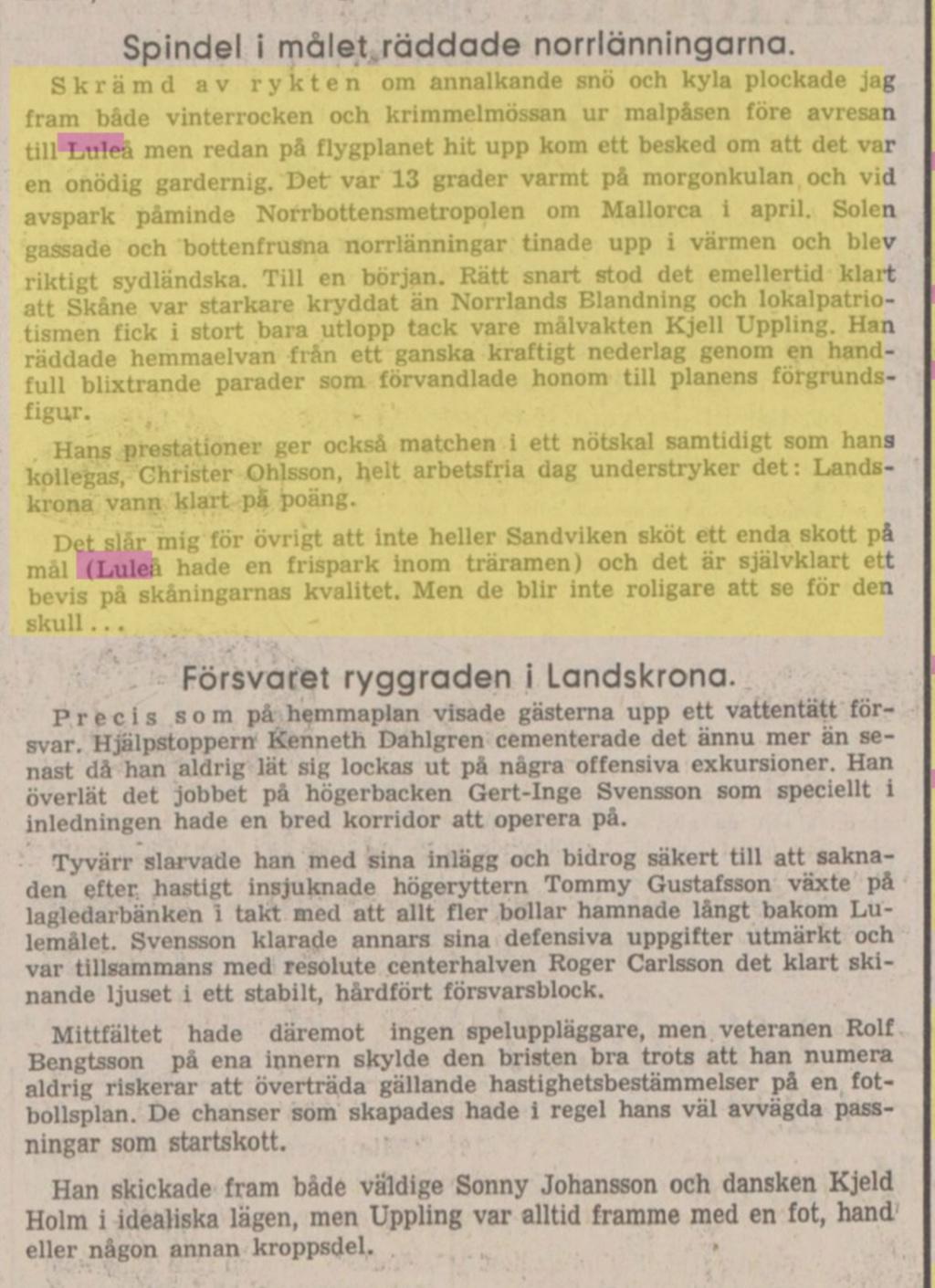 IFK Luleå 7500c310