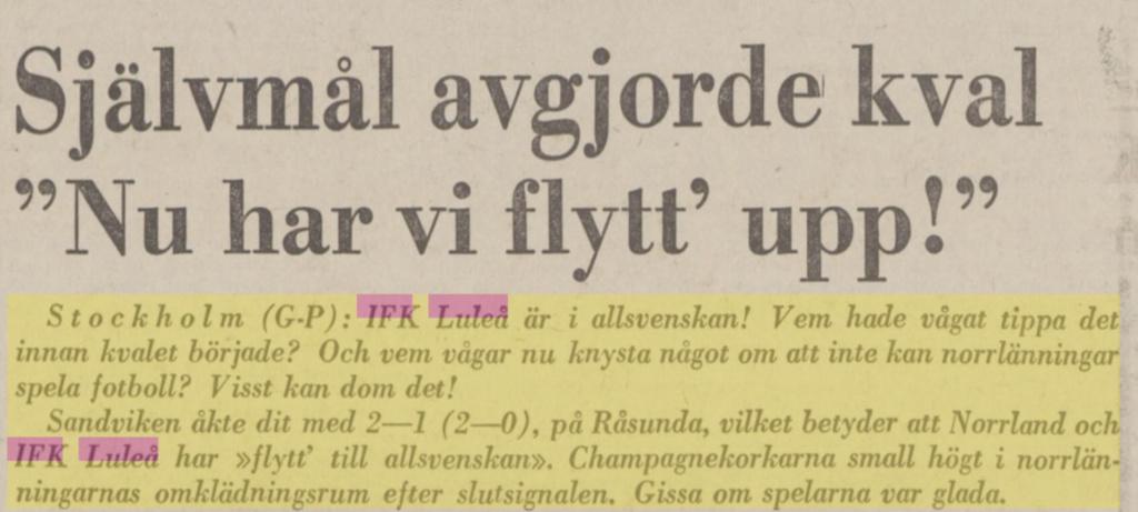 IFK Luleå - Sida 2 76c4d010