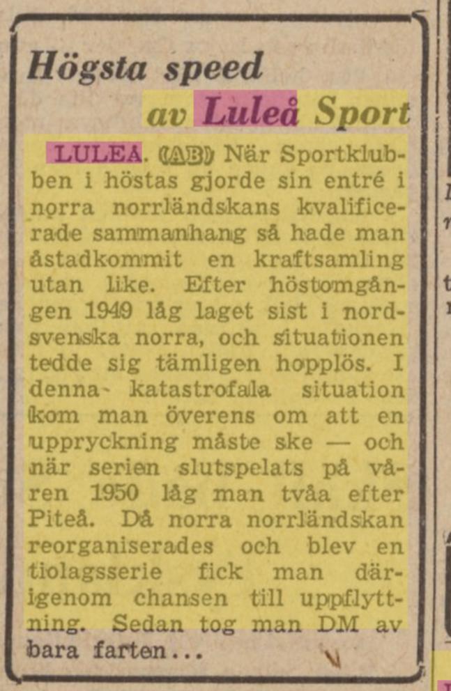 IFK Luleå - Sida 2 7d14e710