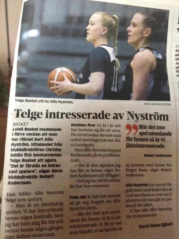 Luleå Basket 8c942510