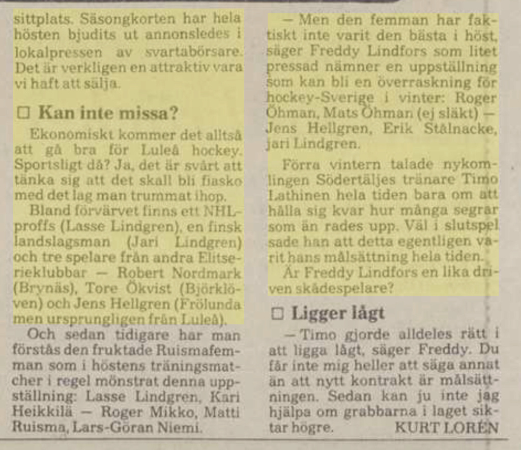 Tidningsurklipp 8ceaba10