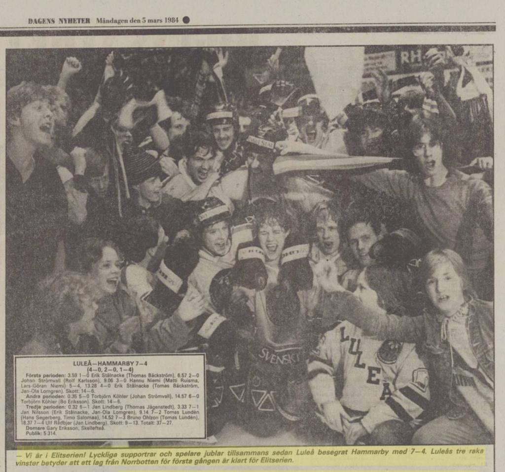 Minnesvärda Luleå Hockey stunder - Sida 2 8e460e10